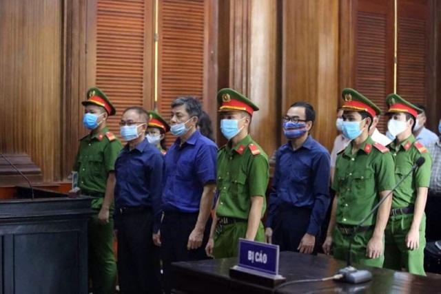 Cựu Phó Chủ tịch TPHCM Nguyễn Thành Tài lĩnh án 8 năm tù - 3